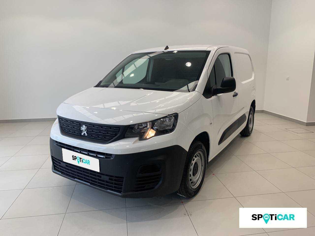 Peugeot Partner ocasión segunda mano 2019 Diésel por 13.190€ en Granada