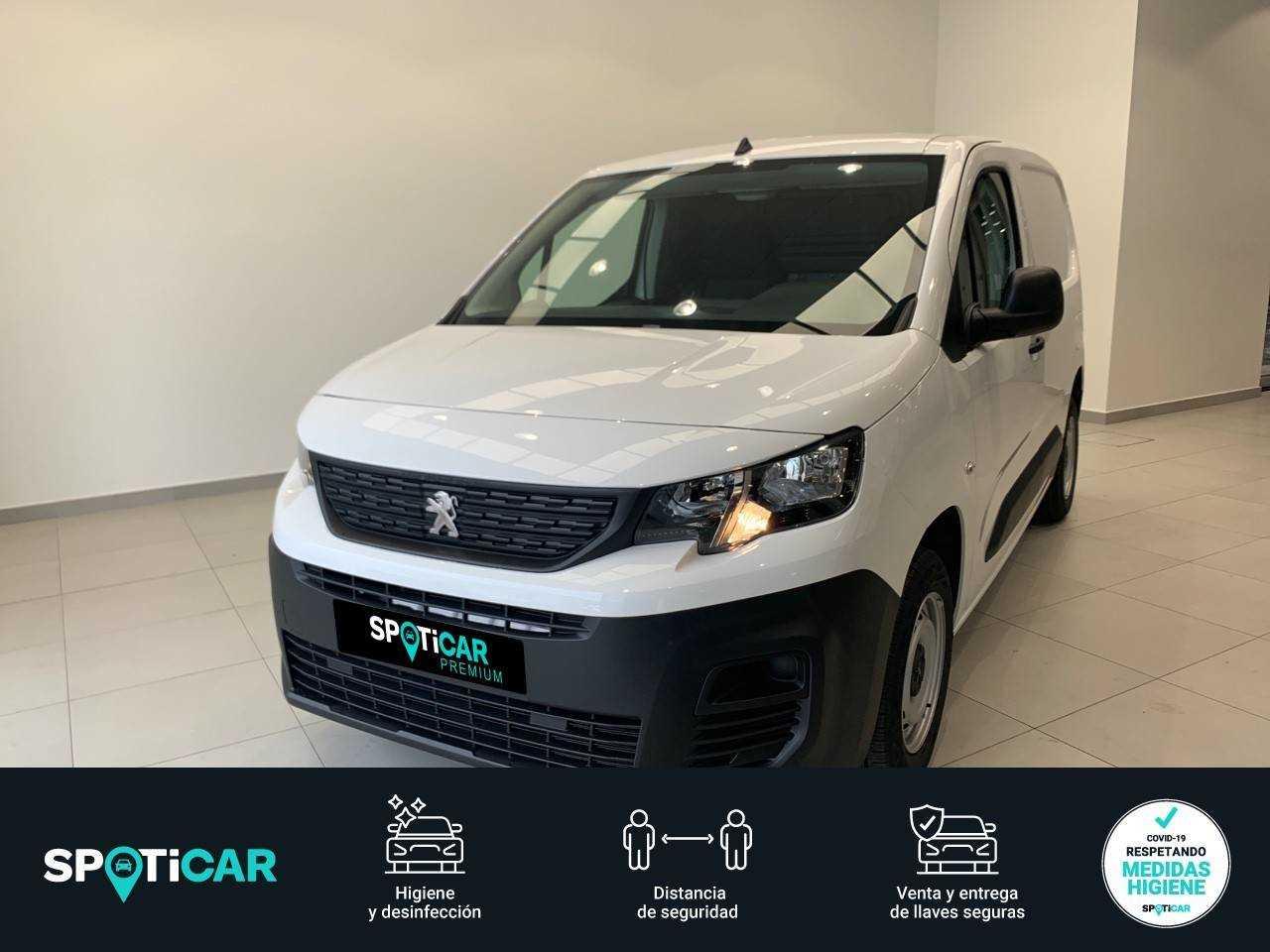 Peugeot Partner ocasión segunda mano 2020 Diésel por 15.190€ en Granada