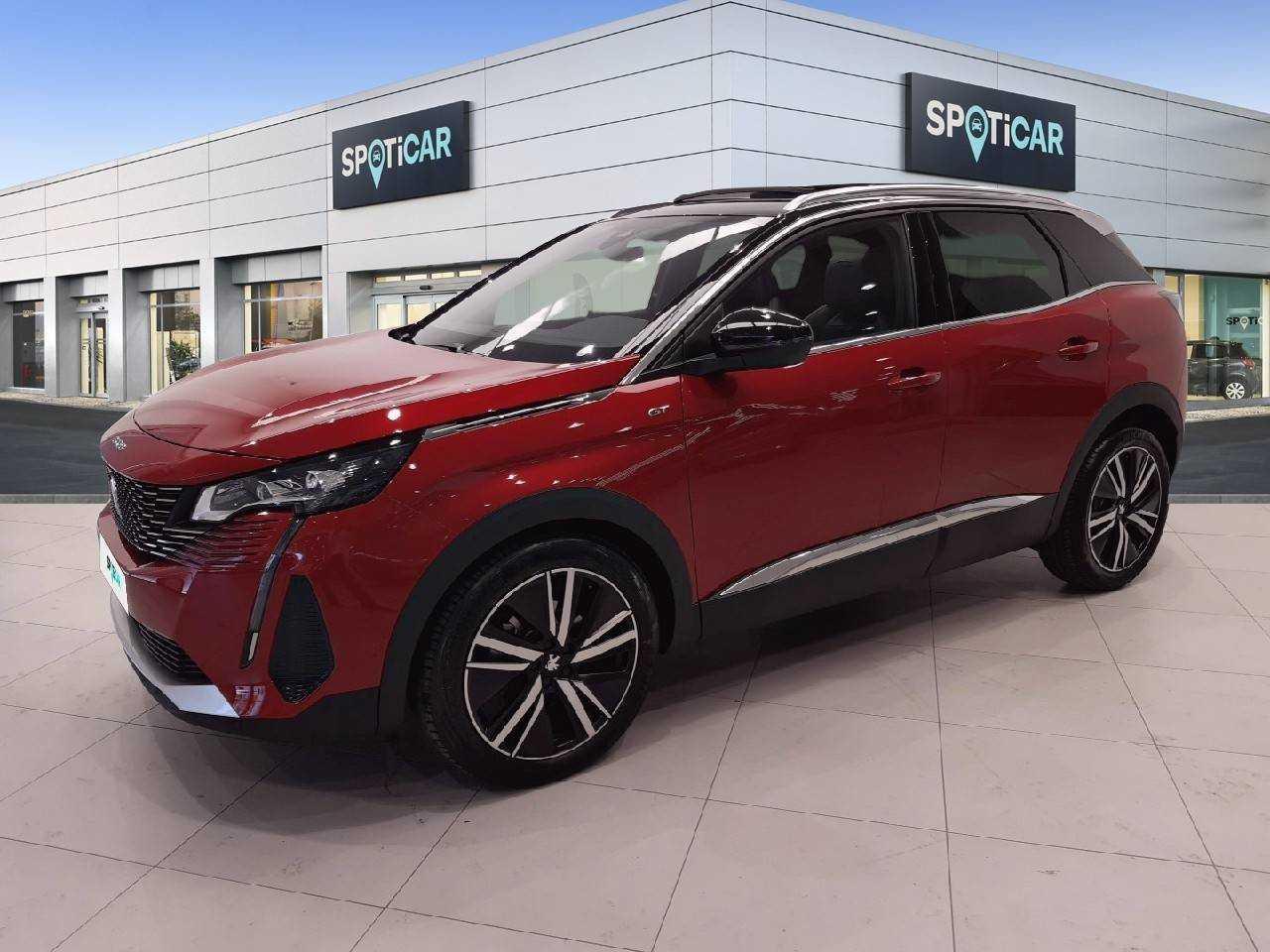Peugeot 3008 ocasión segunda mano 2021 Gasolina por 38.950€ en Granada