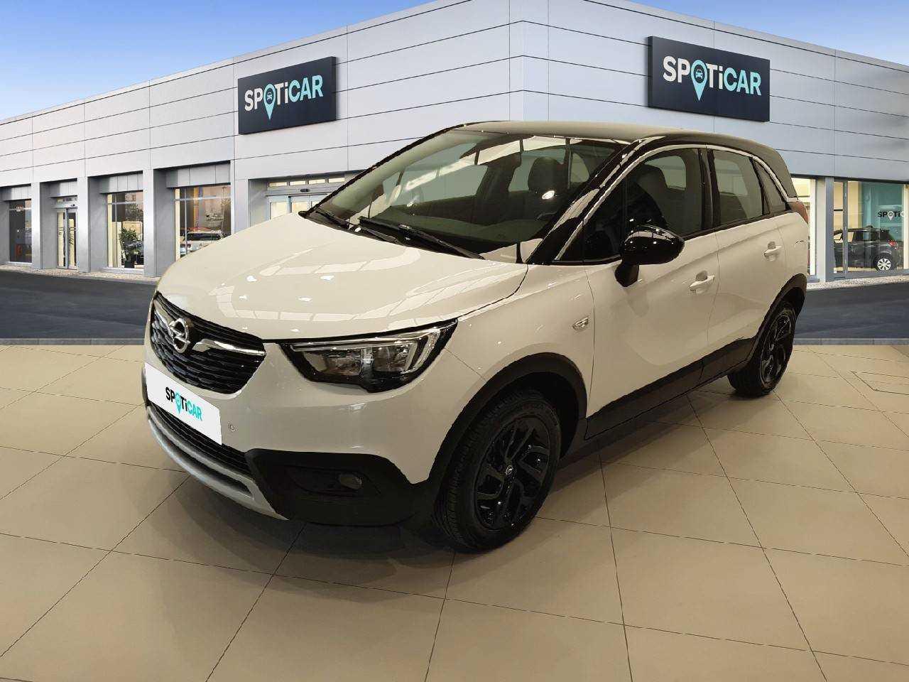 Opel Crossland X ocasión segunda mano 2019 Gasolina por 19.690€ en Granada