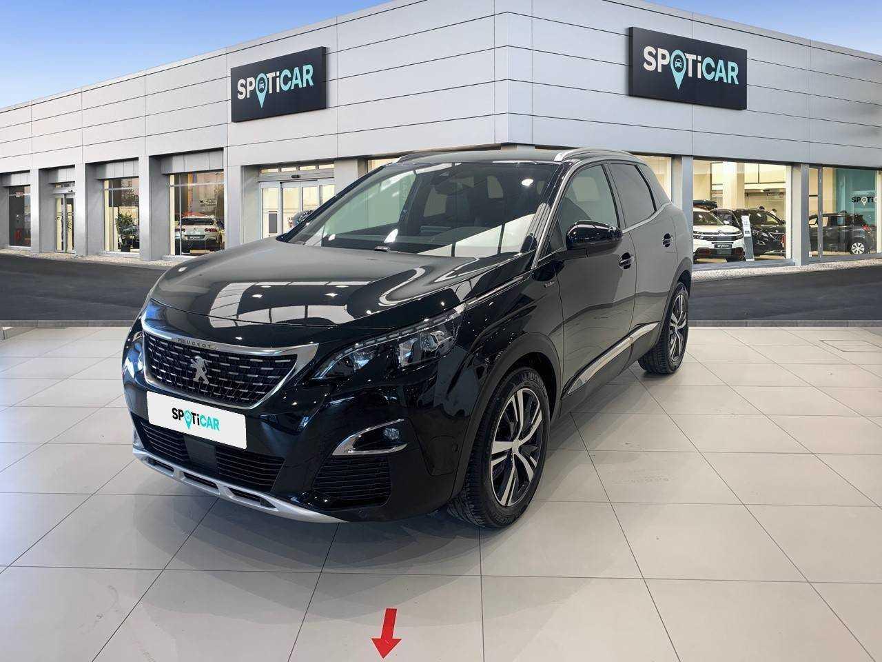 Peugeot 3008 ocasión segunda mano 2019 Gasolina por 26.990€ en Granada