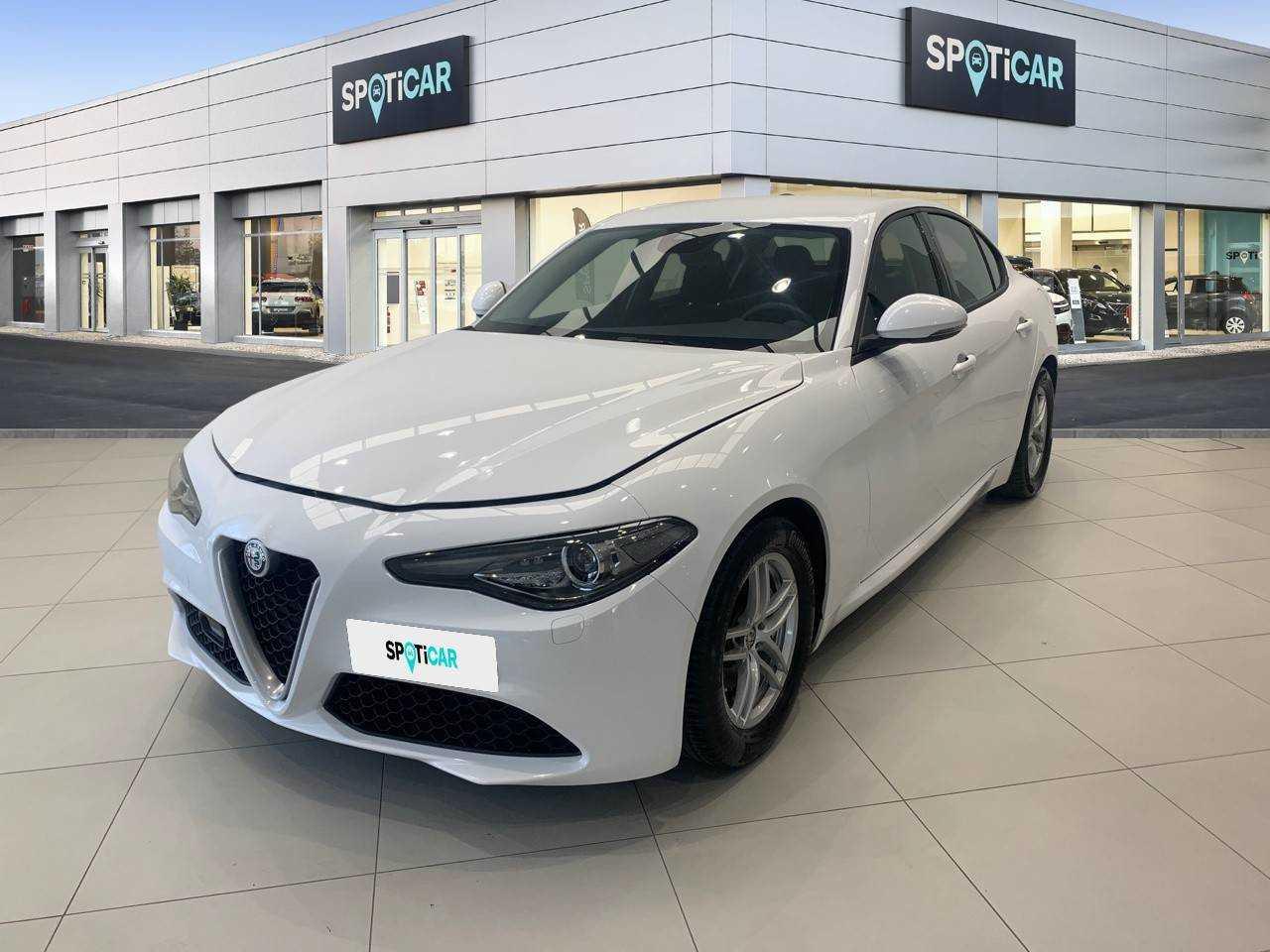 Alfa Romeo Giulia ocasión segunda mano 2018 Diésel por 20.190€ en Granada