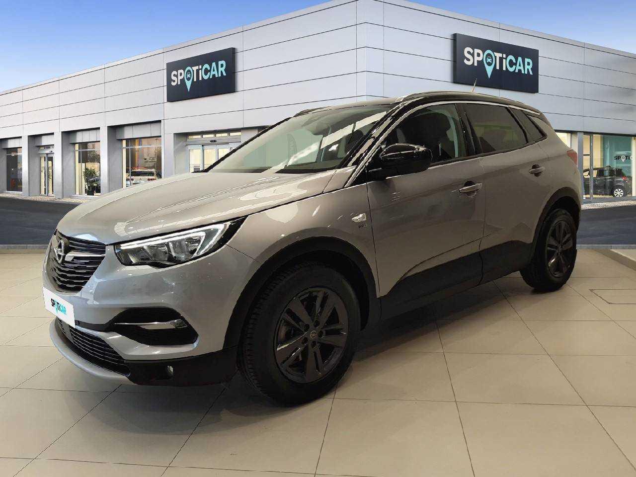 Opel Grandland X ocasión segunda mano 2019 Gasolina por 22.190€ en Granada