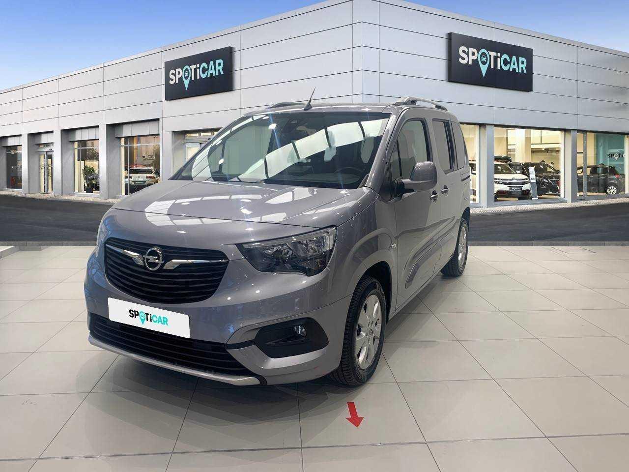 Opel Combo ocasión segunda mano 2020 Diésel por 21.850€ en Granada