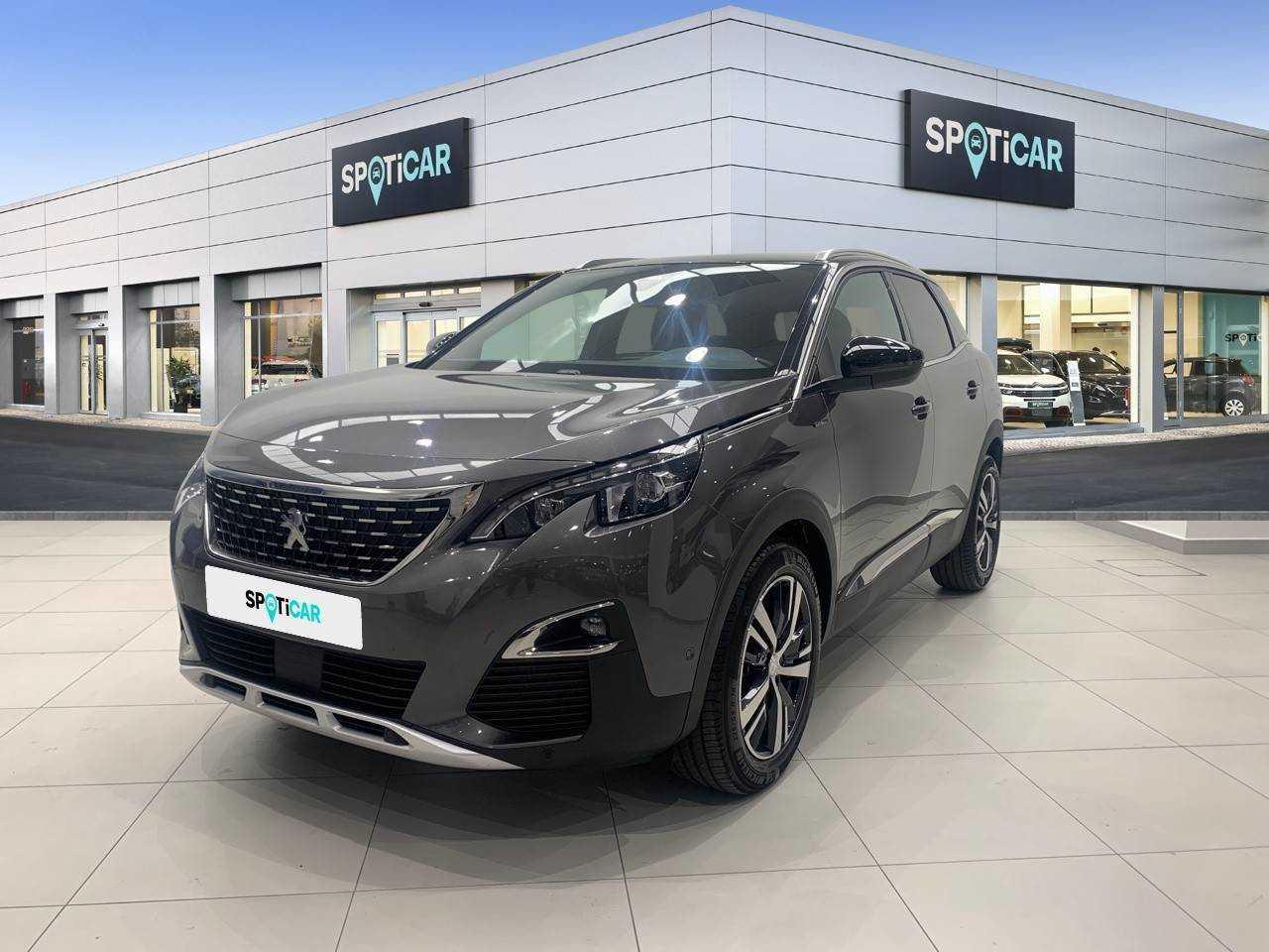 Peugeot 3008 ocasión segunda mano 2019 Gasolina por 27.201€ en Granada