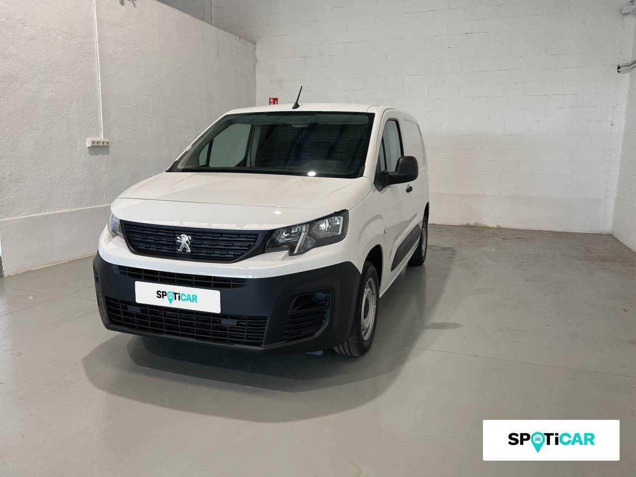 Peugeot Partner ocasión segunda mano 2021 Diésel por 17.990€ en Almería