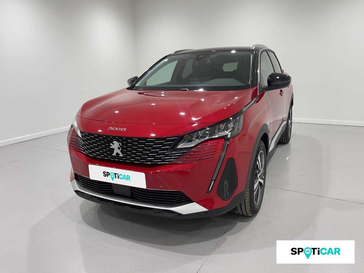 Peugeot 3008 ocasión segunda mano 2021 Diésel por 31.990€ en Almería