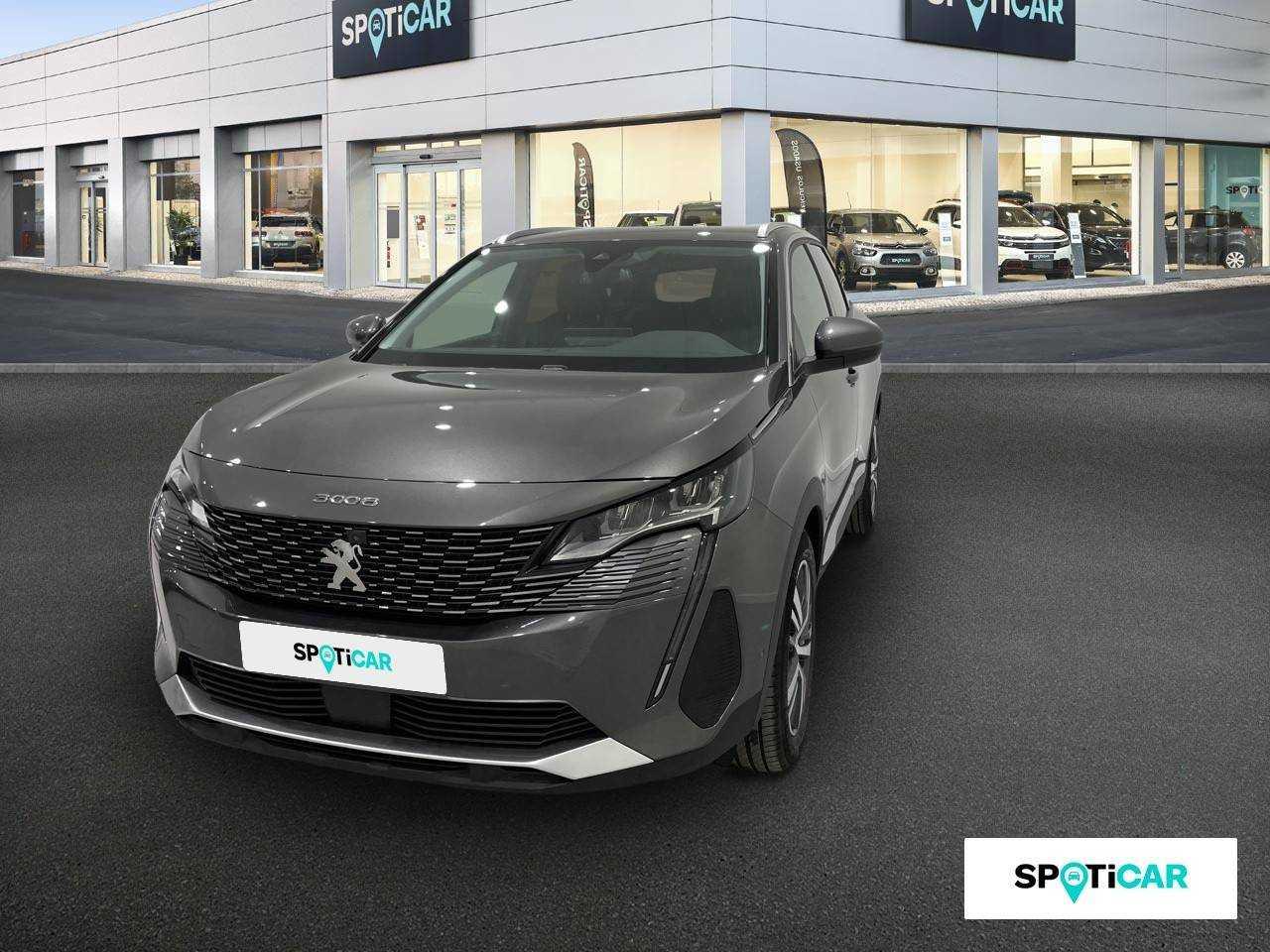 Peugeot 3008 ocasión segunda mano 2021 Diésel por 34.990€ en Almería