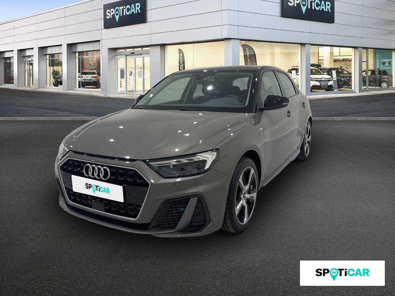 Audi A1 ocasión segunda mano 2021 Gasolina por 24.490€ en Almería
