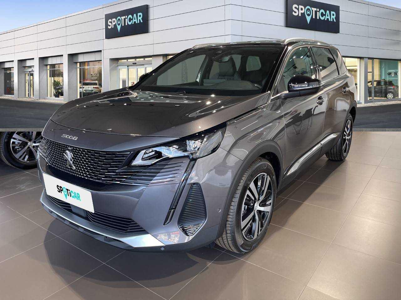 Peugeot 5008 ocasión segunda mano 2021 Diésel por 33.490€ en Almería