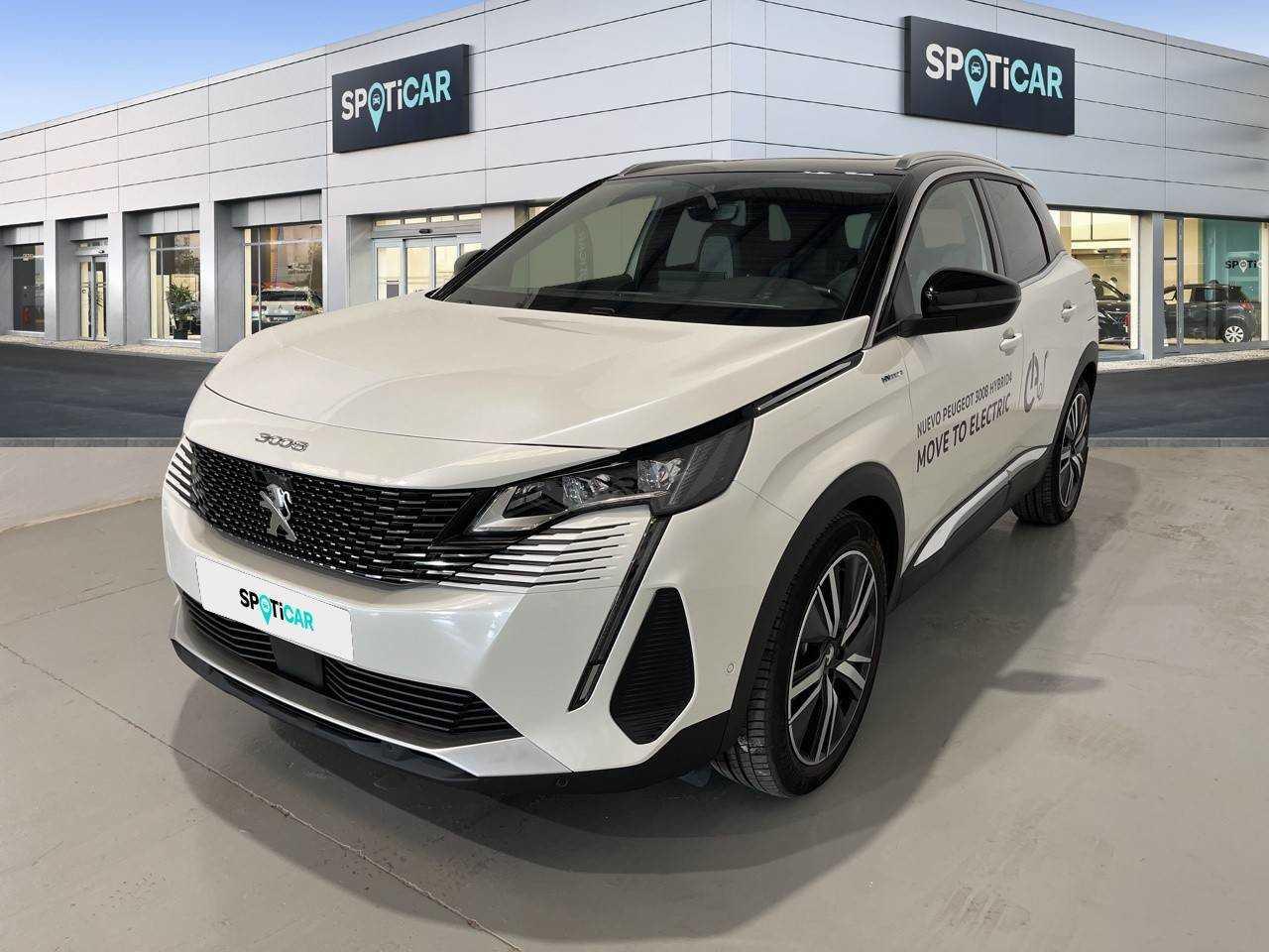 Peugeot 3008 ocasión segunda mano 2020 Eléctrico por 41.490€ en Almería