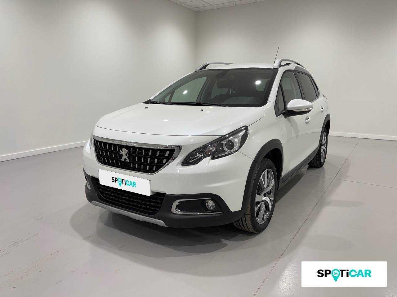 Peugeot 2008 ocasión segunda mano 2019 Diésel por 18.490€ en Almería