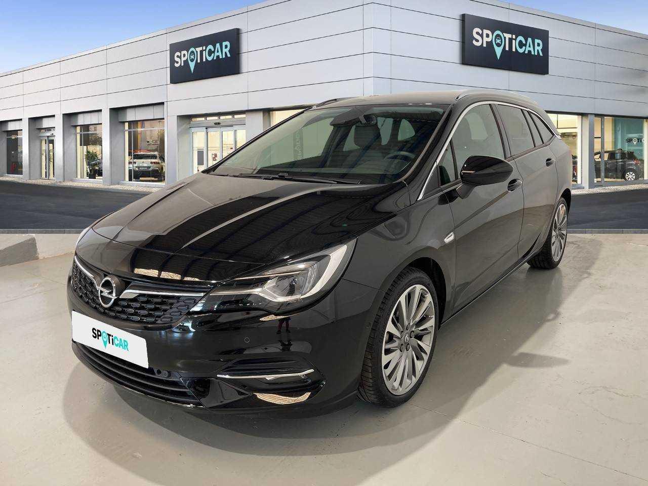 Opel Astra ocasión segunda mano 2020 Gasolina por 22.490€ en Almería