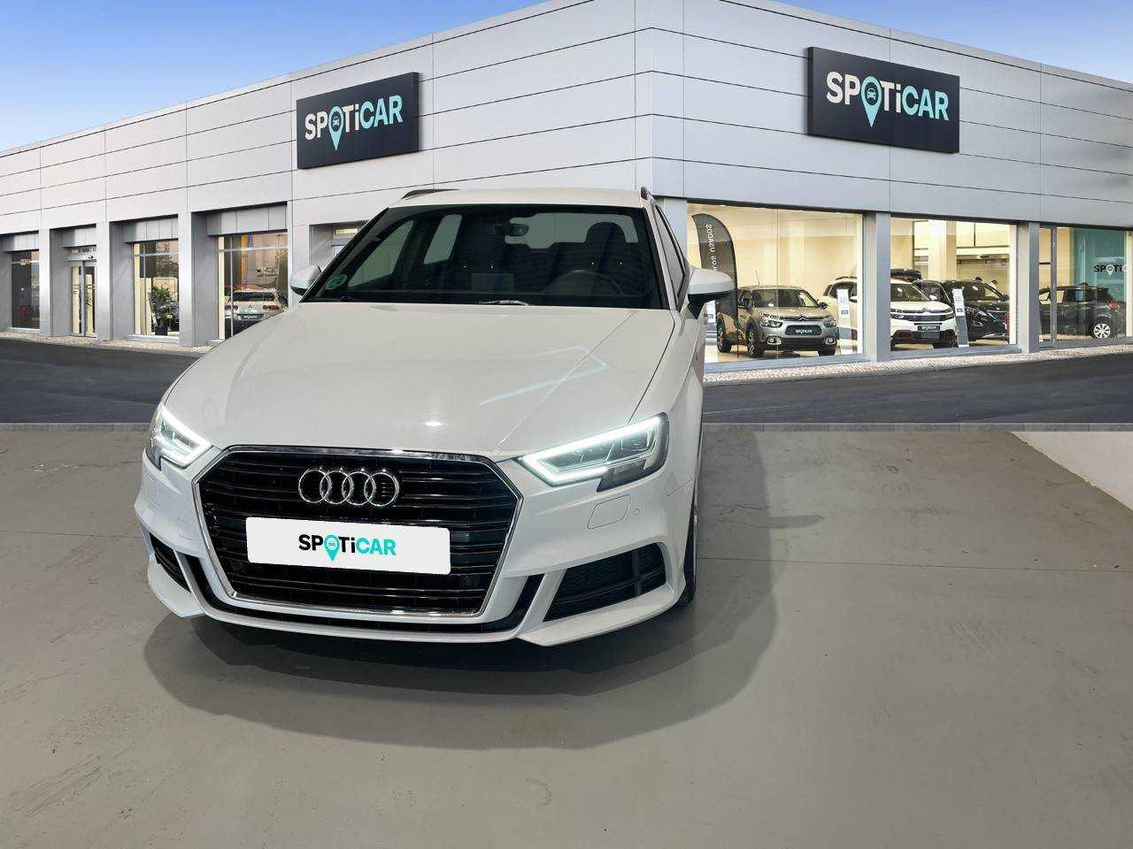 Audi A3 ocasión segunda mano 2018 Gasolina por 20.490€ en Almería