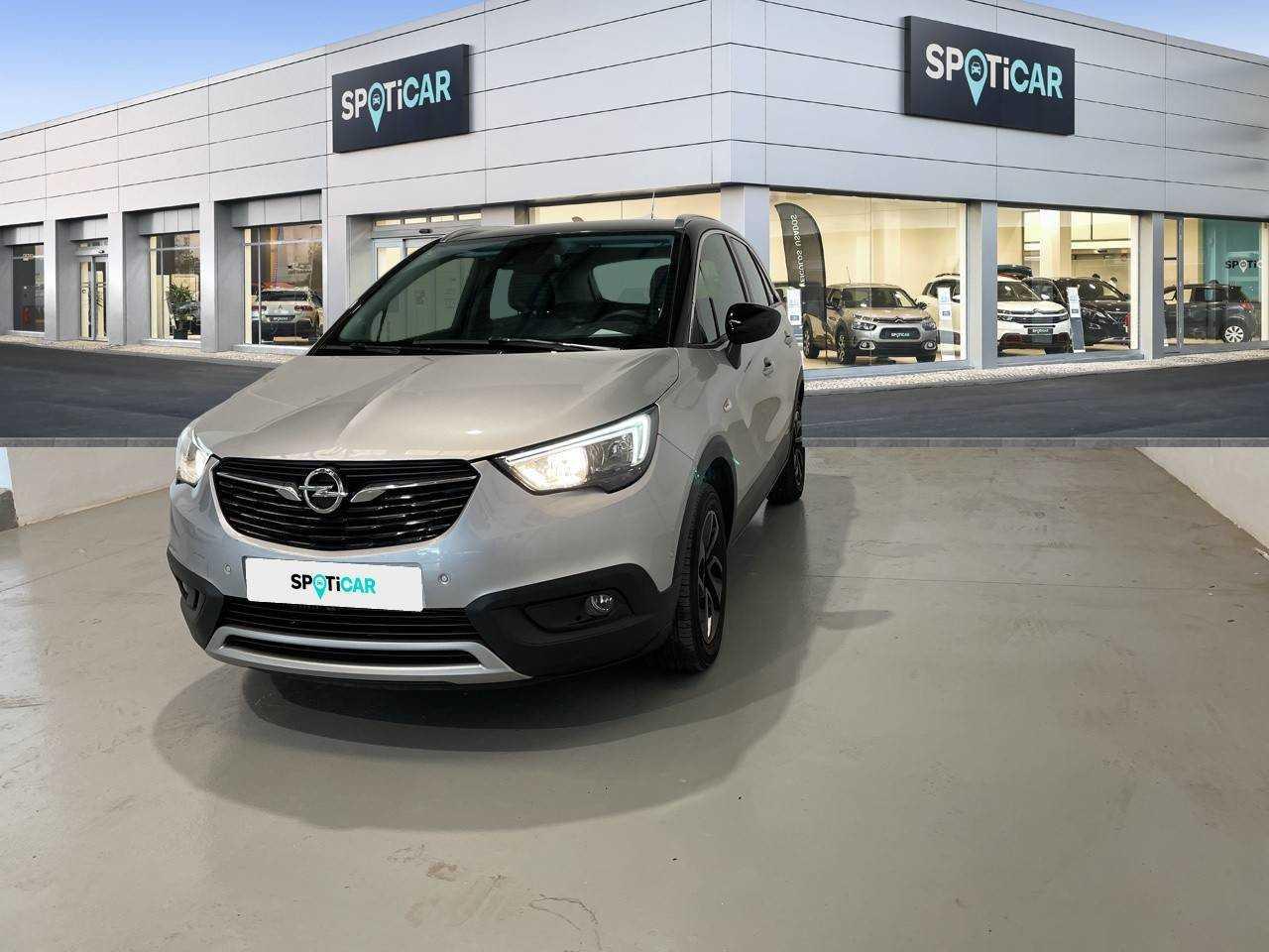 Opel Crossland X ocasión segunda mano 2019 Diésel por 17.990€ en Almería