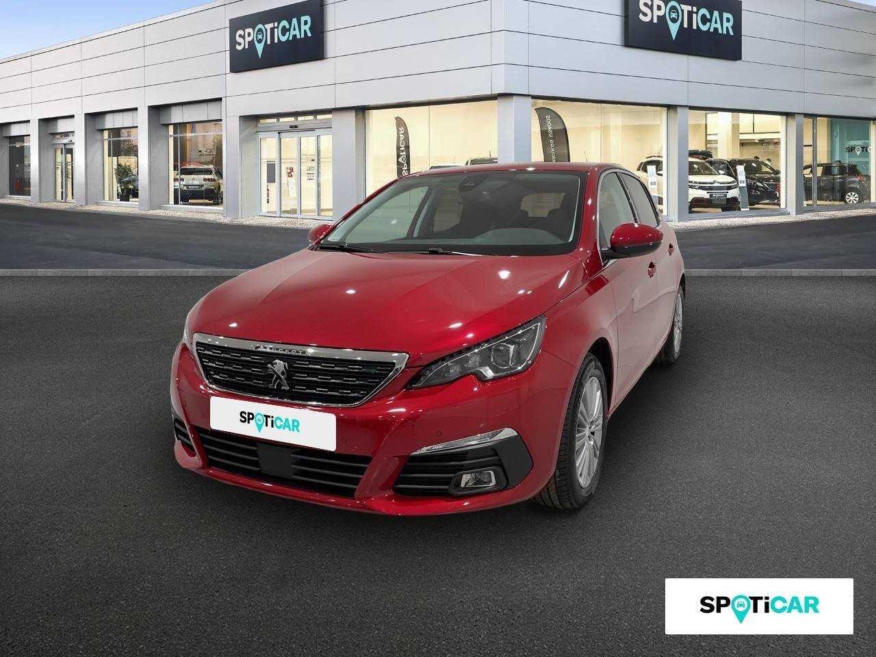 Peugeot 308 ocasión segunda mano 2020 Gasolina por 20.990€ en Almería