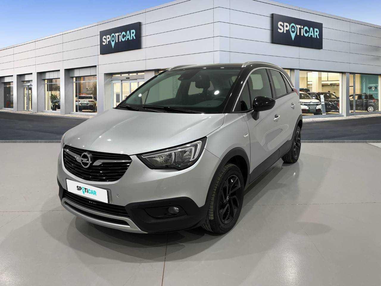 Opel Crossland X ocasión segunda mano 2019 Gasolina por 17.990€ en Almería