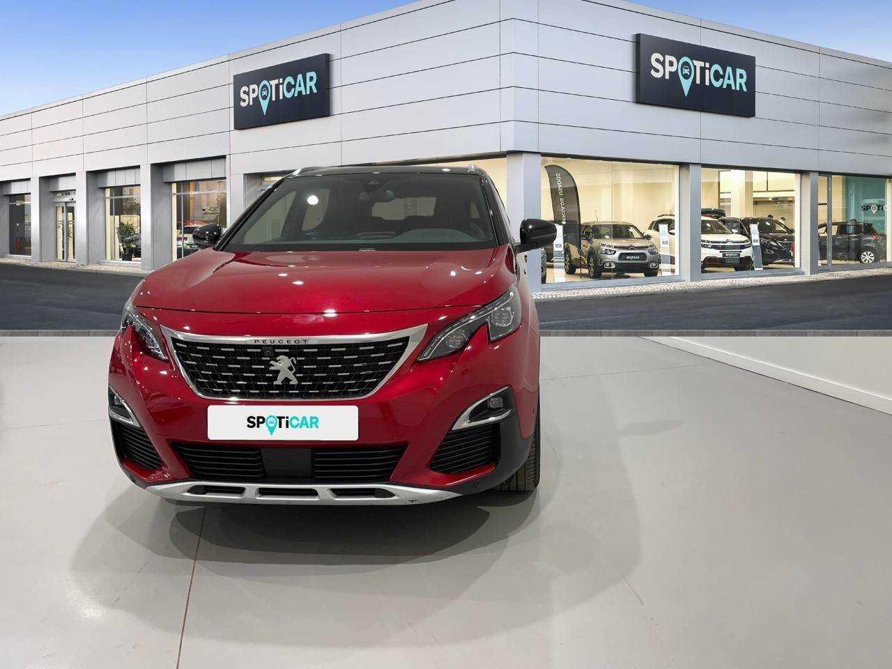 Peugeot 3008 ocasión segunda mano 2019 Diésel por 28.990€ en Almería