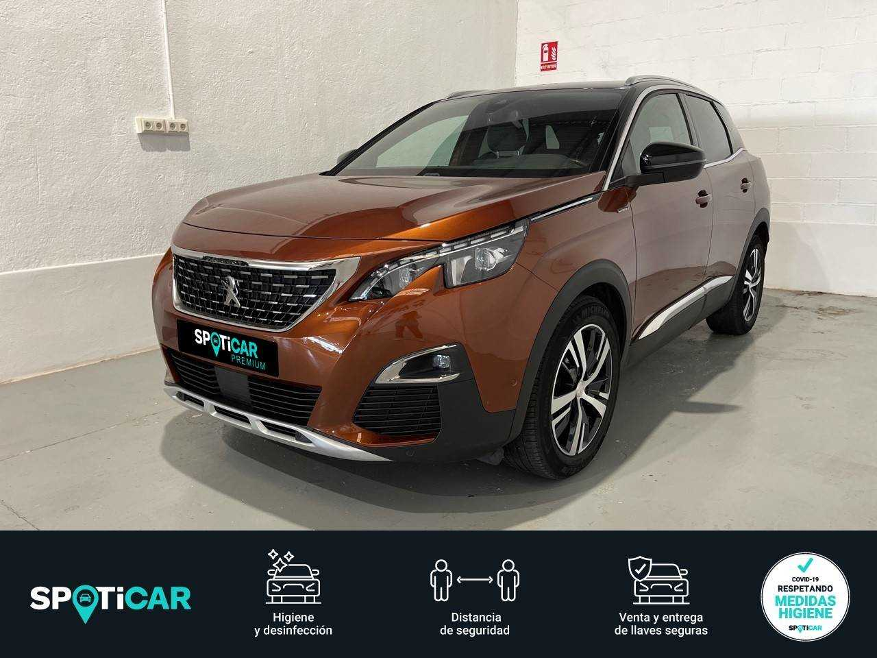 Peugeot 3008 ocasión segunda mano 2019 Diésel por 28.490€ en Almería
