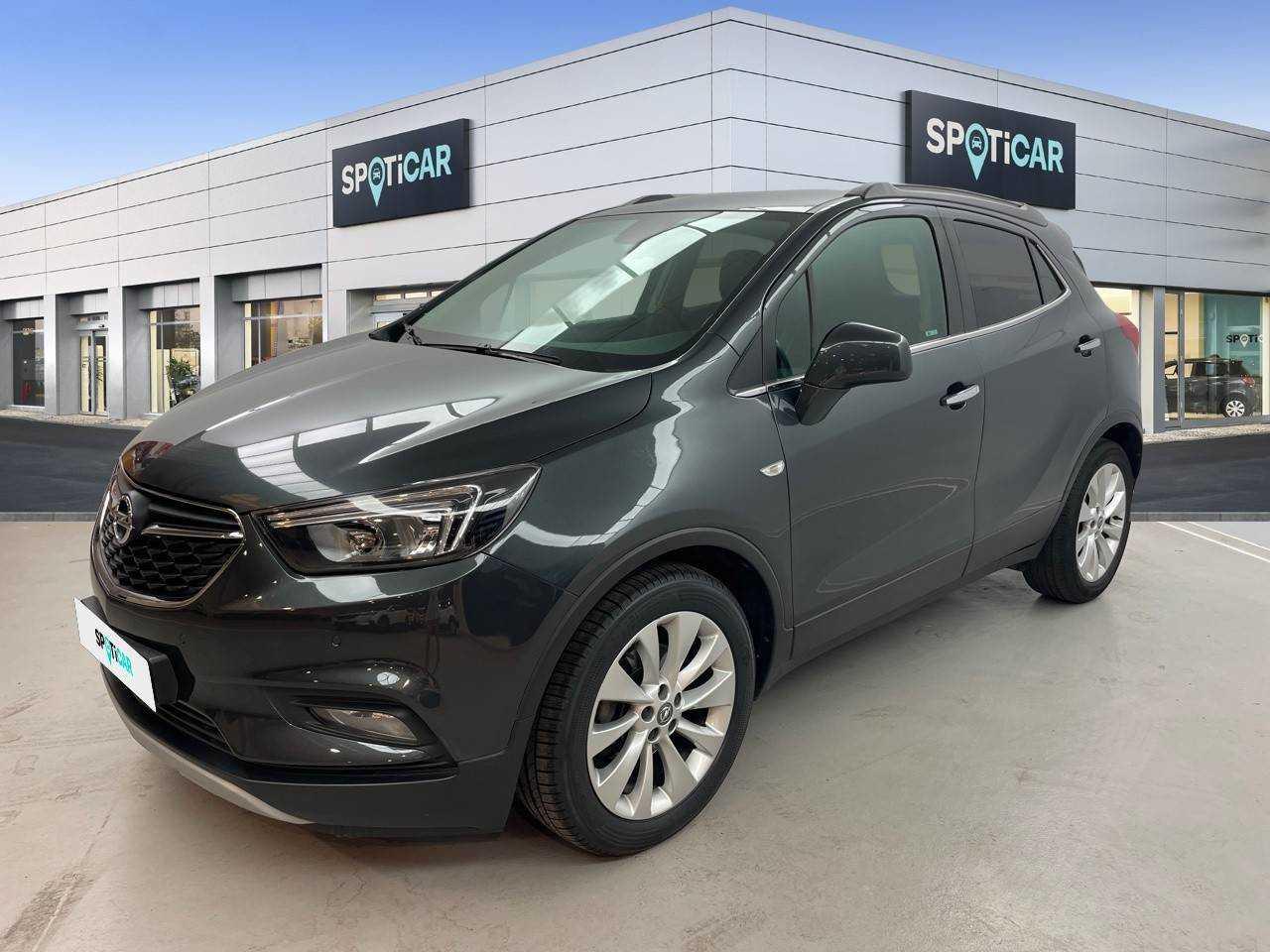 Opel Mokka X ocasión segunda mano 2018 Gasolina por 13.900€ en Sevilla