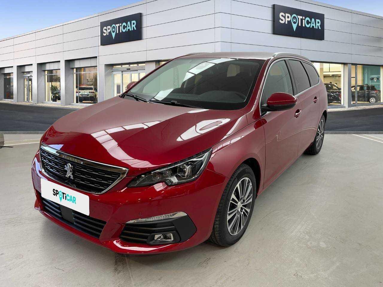 Peugeot 308 ocasión segunda mano 2021 Diésel por 22.900€ en Sevilla