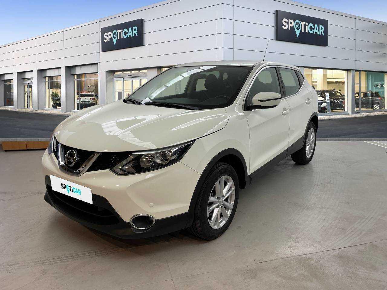 Nissan Qashqai ocasión segunda mano 2017 Diésel por 17.500€ en Sevilla