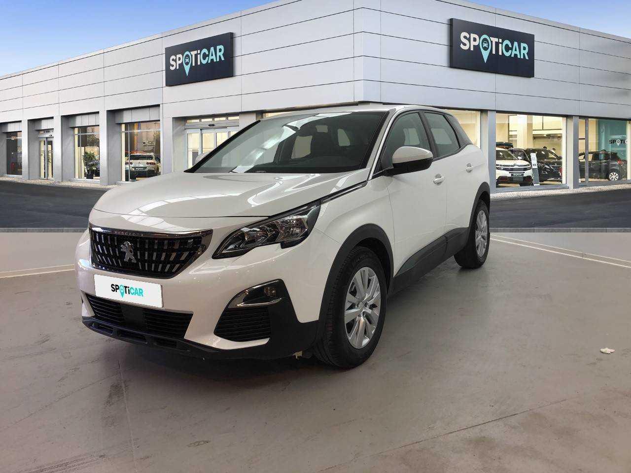 Peugeot 3008 ocasión segunda mano 2019 Diésel por 23.900€ en Sevilla