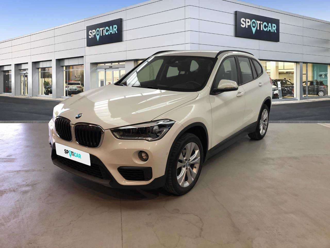 BMW X1 ocasión segunda mano 2019 Diésel por 27.500€ en Sevilla