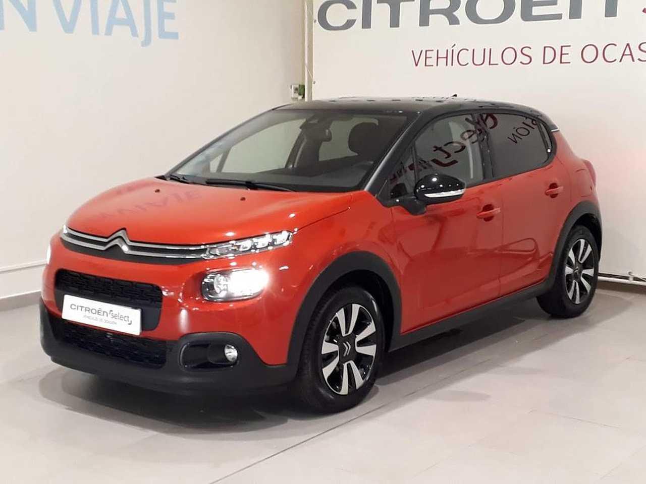 Citroën C3 Gasolina en Sevilla