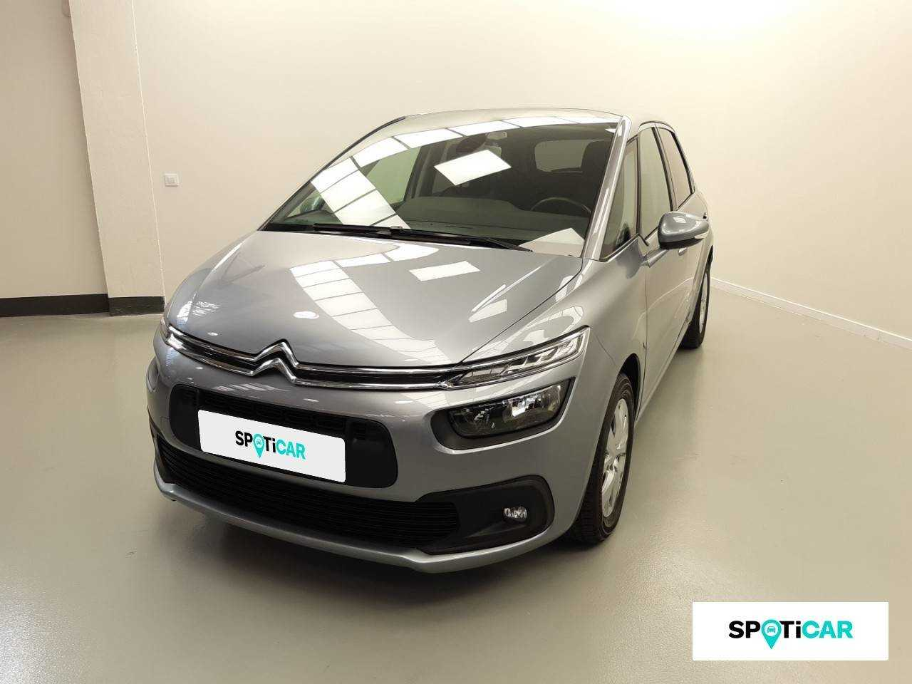 Citroën C4 Picasso ocasión segunda mano 2017 Diésel por 12.900€ en Sevilla