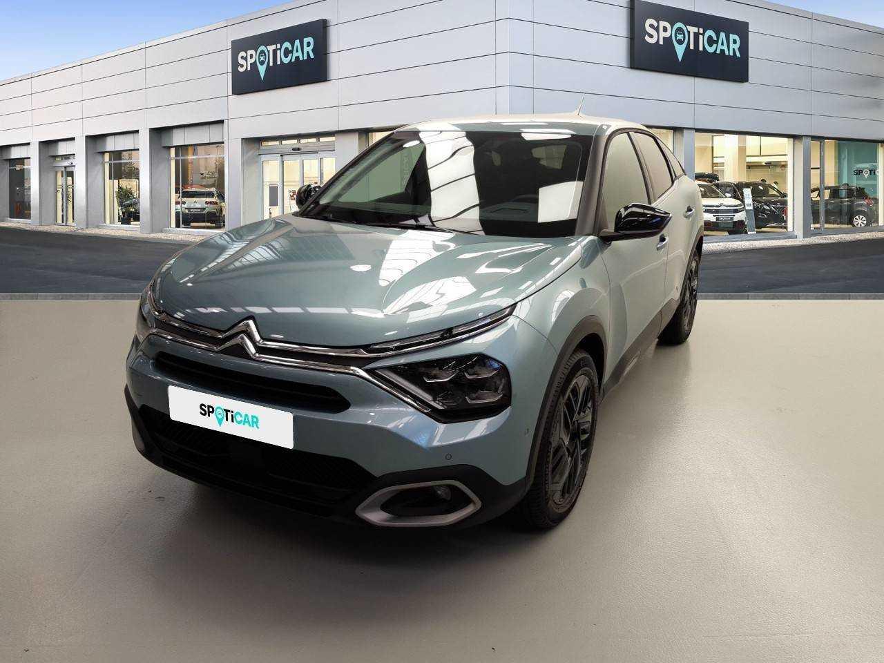 Citroën C4 ocasión segunda mano 2021 Diésel por 24.900€ en Sevilla