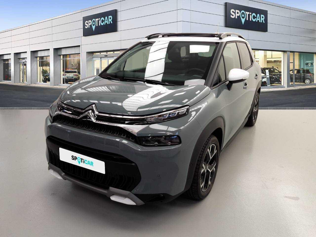 Citroën C3 Aircross ocasión segunda mano 2021 Gasolina por 22.900€ en Sevilla