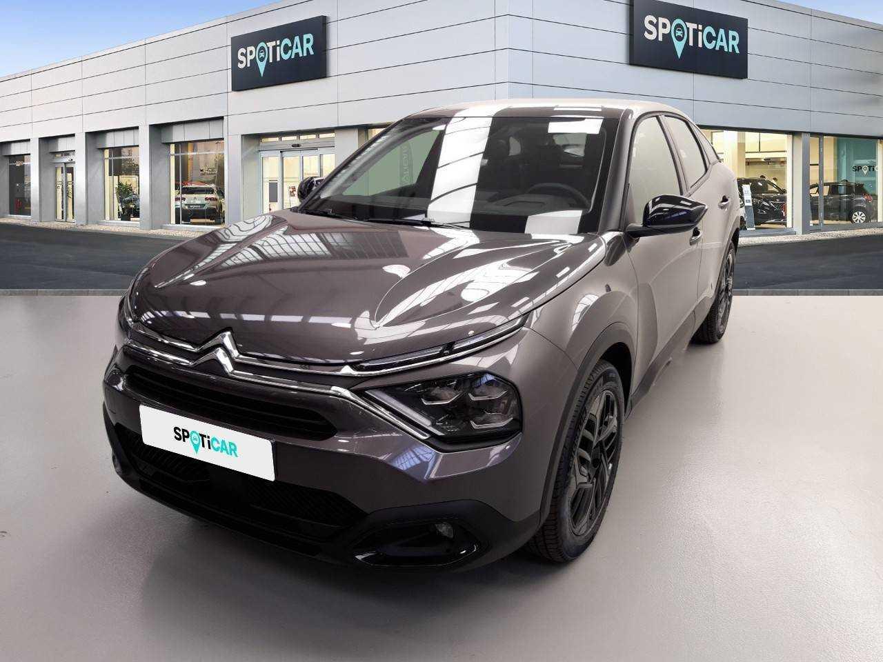 Citroën C4 ocasión segunda mano 2021 Gasolina por 22.500€ en Sevilla