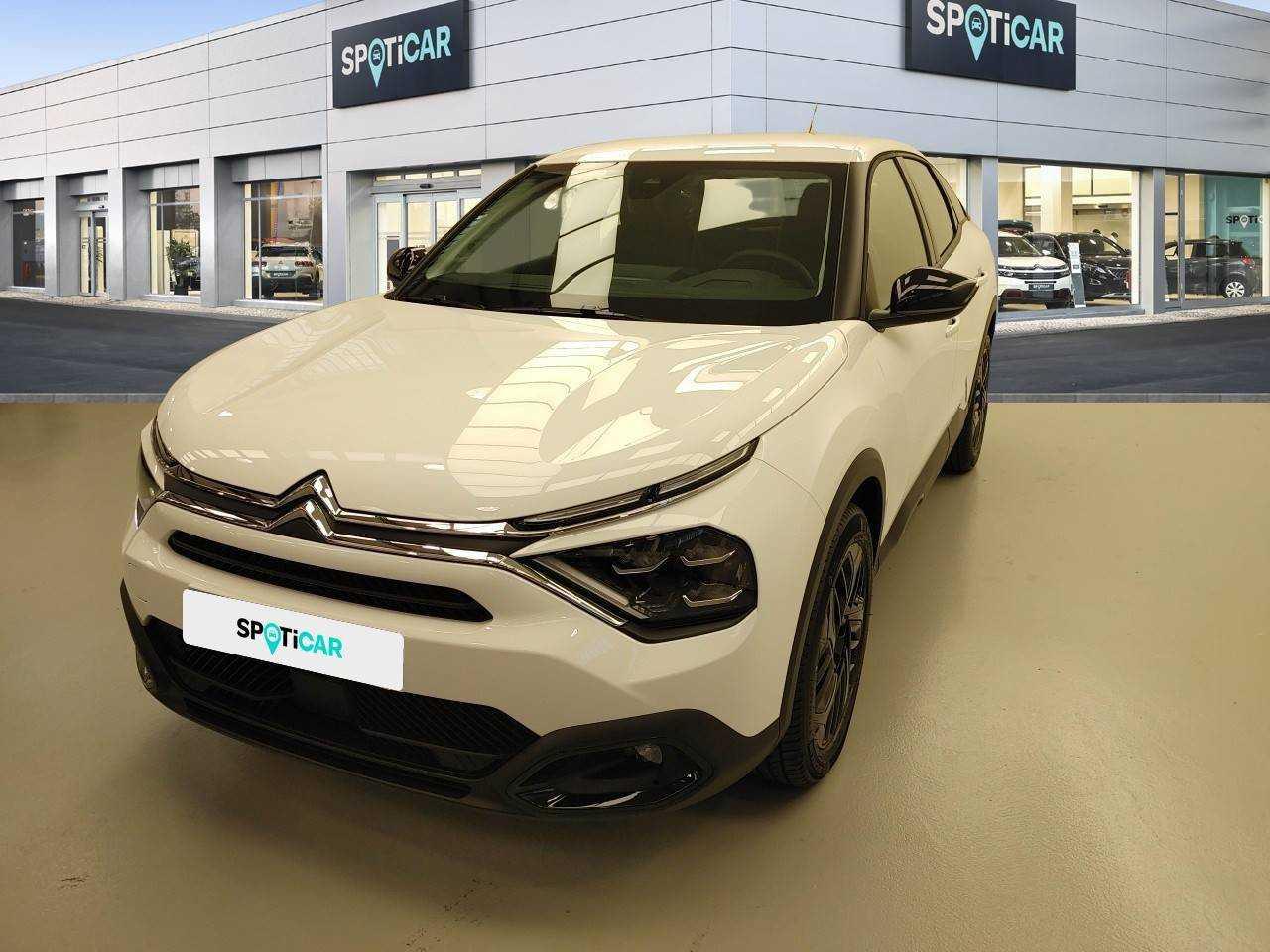 Citroën C4 ocasión segunda mano 2021 Diésel por 23.500€ en Sevilla