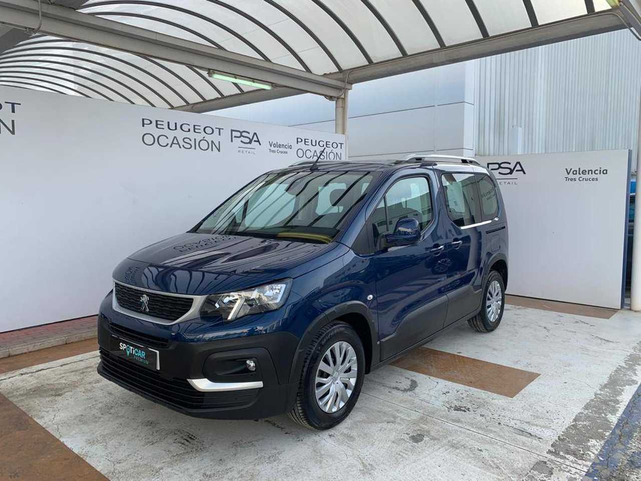 Peugeot Rifter Gasolina en Paterna