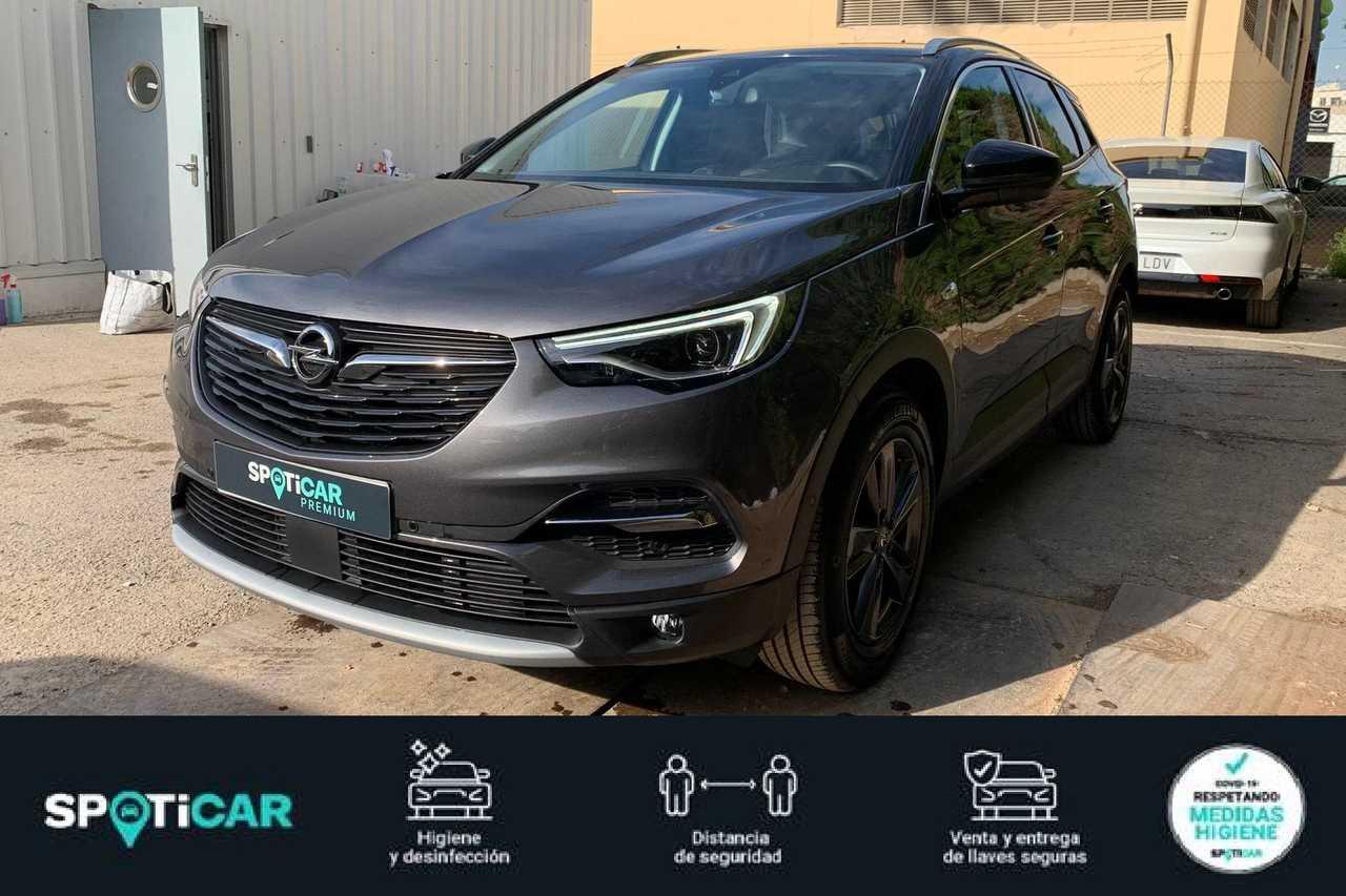 Opel Grandland X ocasión segunda mano 2020 Diésel por 23.400€ en Valencia