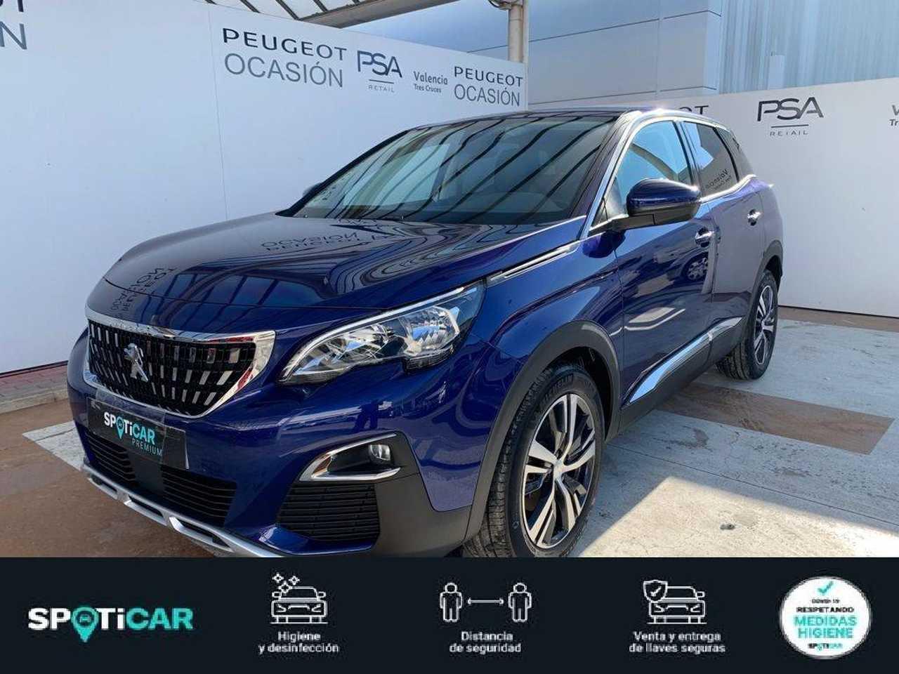 Peugeot 3008 ocasión segunda mano 2019 Diésel por 25.900€ en Valencia