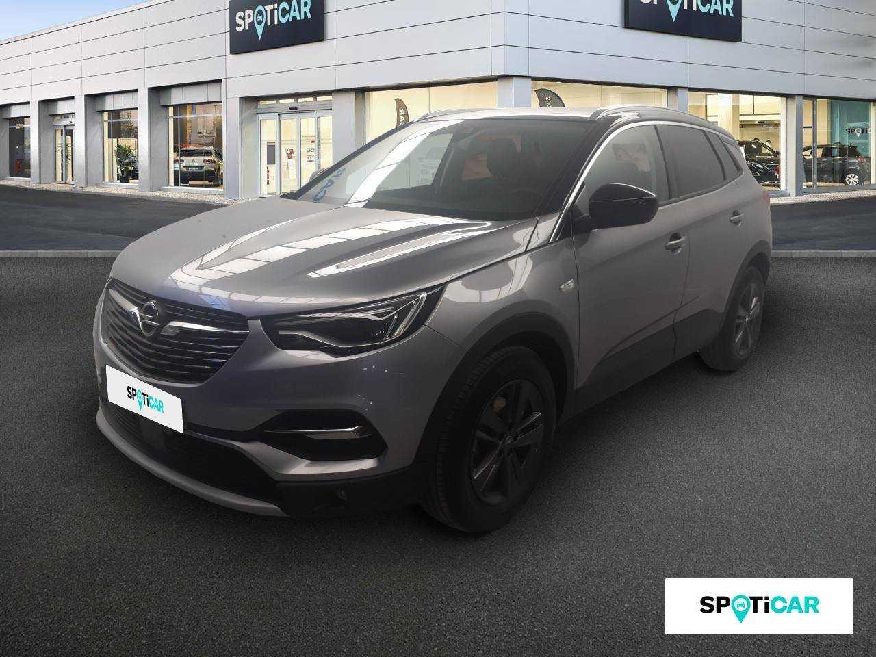 Opel Grandland X ocasión segunda mano 2020 Diésel por 22.000€ en Valencia