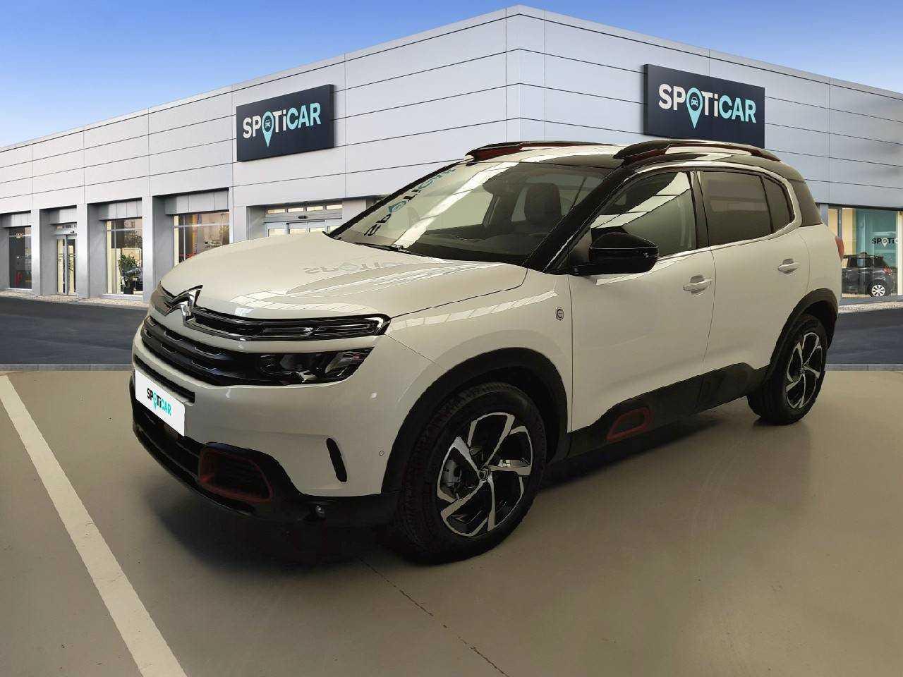 Citroën C5 Aircross ocasión segunda mano 2021 Diésel por 27.300€ en Valencia