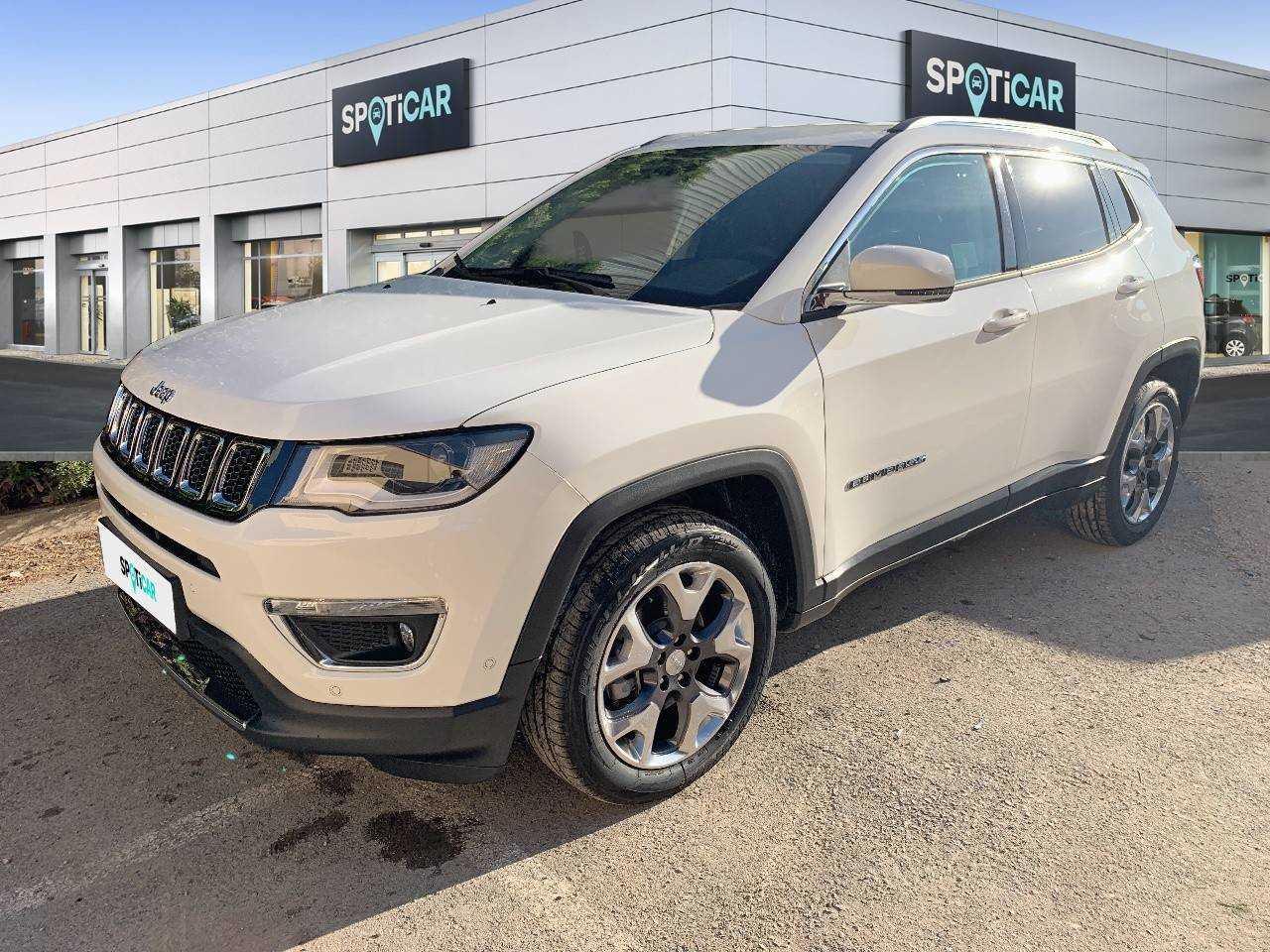 Jeep Compass ocasión segunda mano 2020 Gasolina por 27.400€ en Valencia