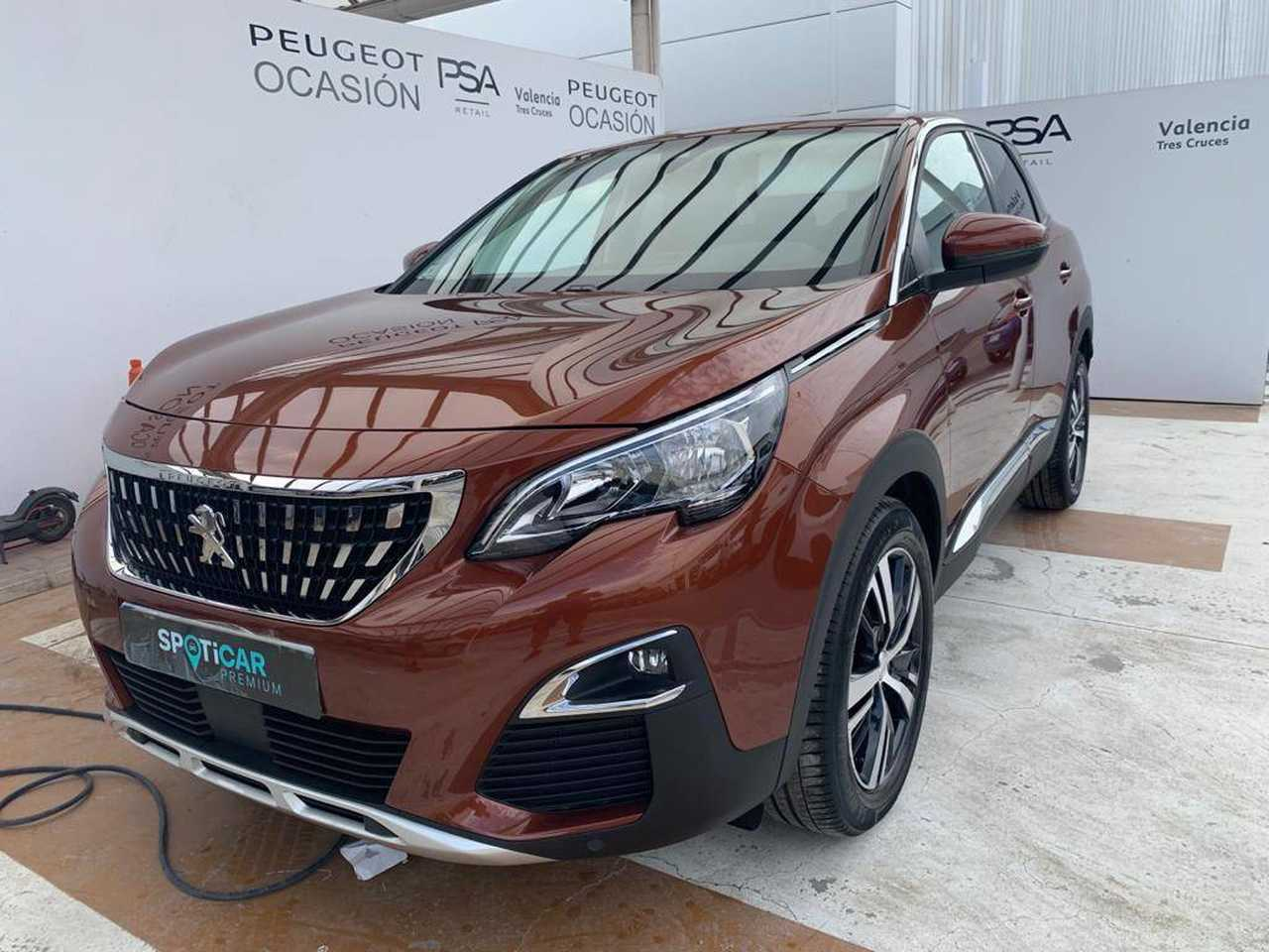 Peugeot 3008 Gasolina en Valencia