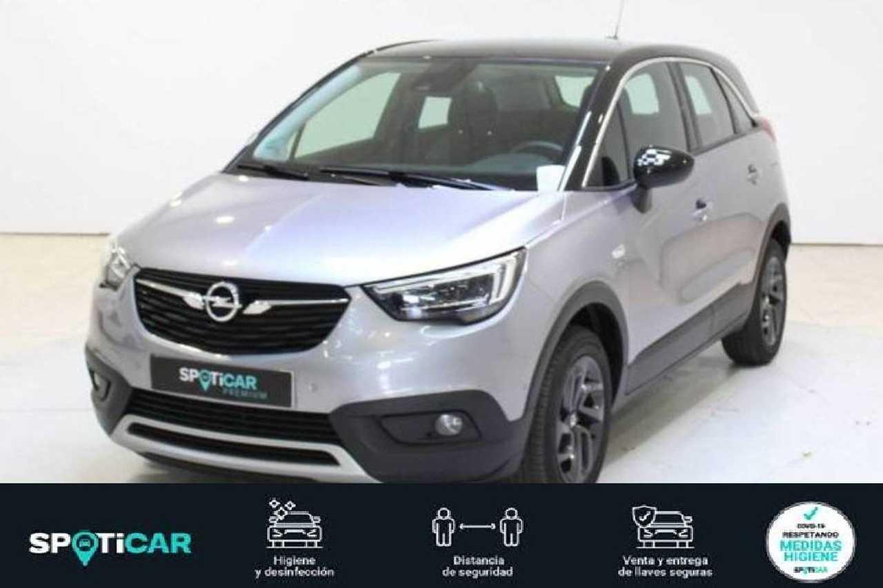 Opel Crossland X ocasión segunda mano 2020 Gasolina por 17.400€ en Valencia