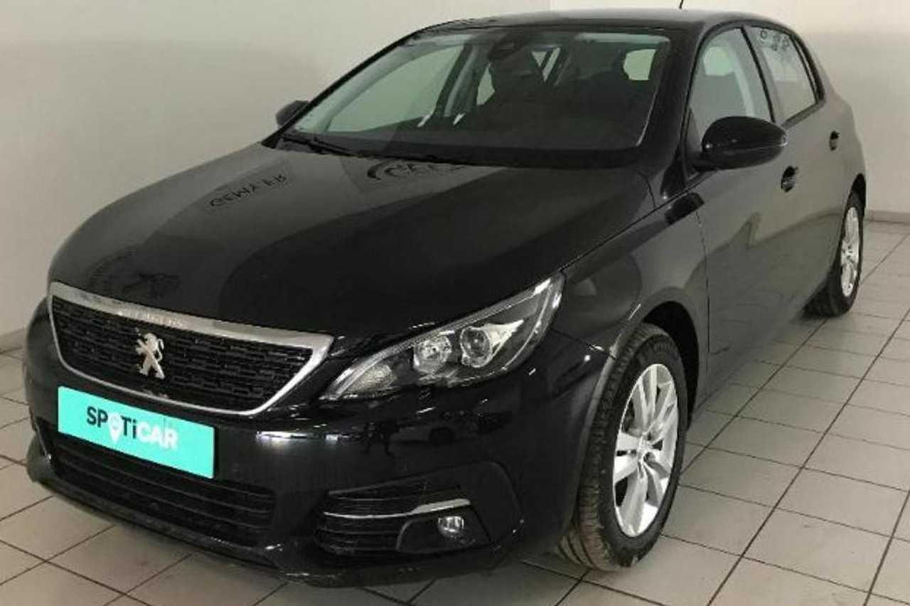 Peugeot 308 ocasión segunda mano 2021 Diésel por 22.400€ en Valencia