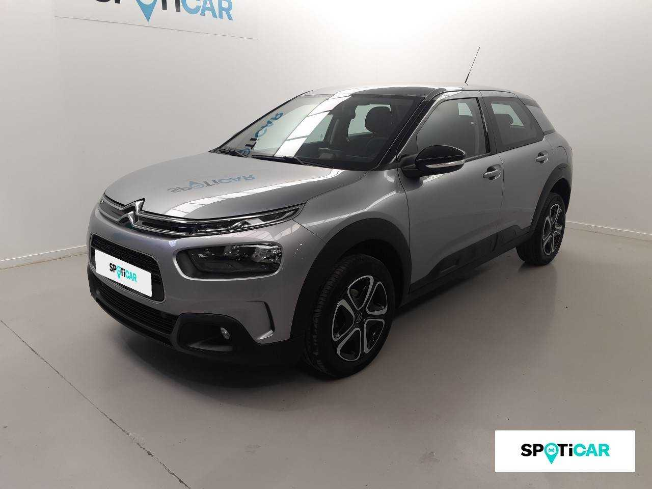 Citroën C4 Cactus ocasión segunda mano 2020 Diésel por 16.200€ en Valencia