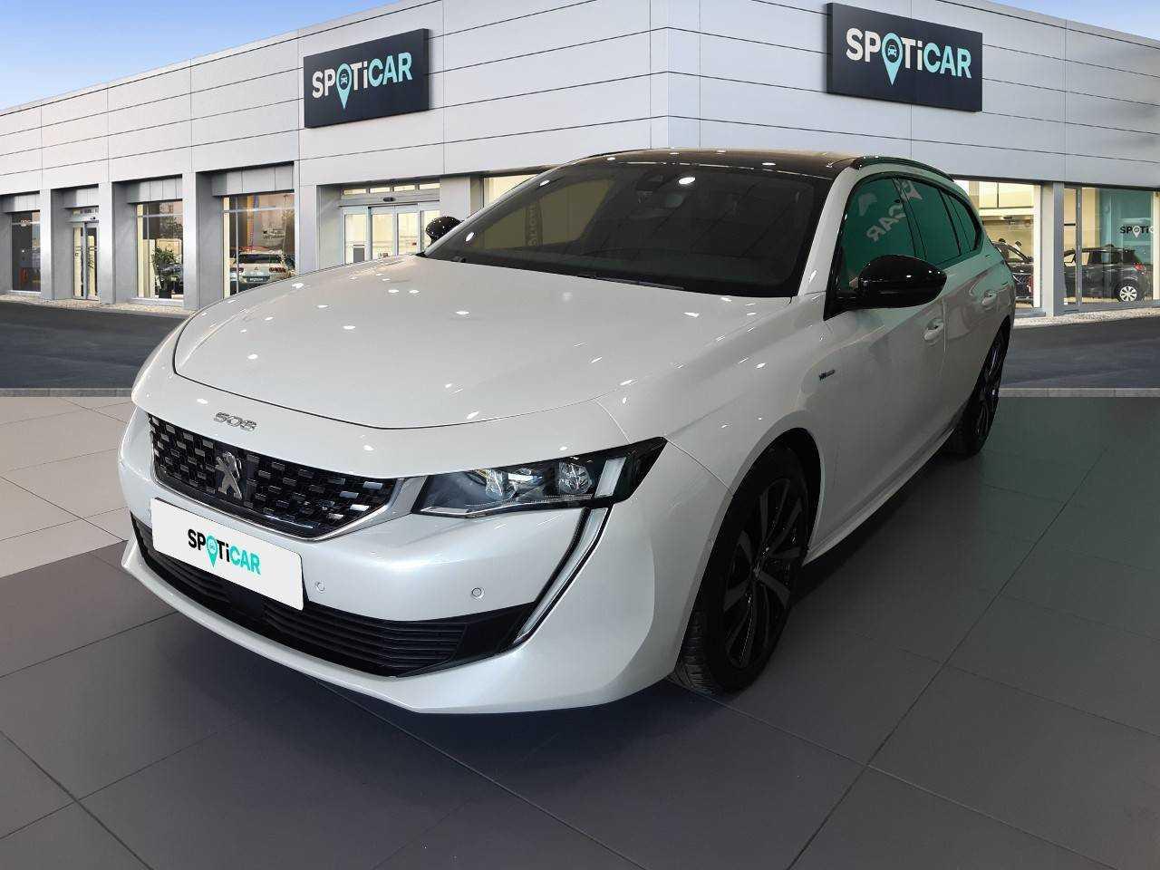Peugeot 508 ocasión segunda mano 2020 Eléctrico por 32.900€ en Valencia