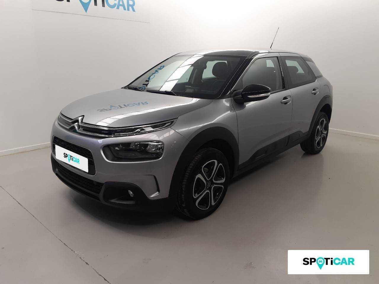 Citroën C4 Cactus ocasión segunda mano 2020 Gasolina por 15.800€ en Valencia