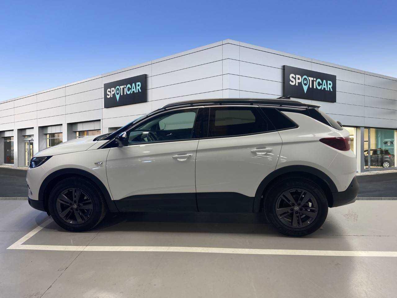 Opel Grandland X ocasión segunda mano 2020 Diésel por 21.700€ en Valencia