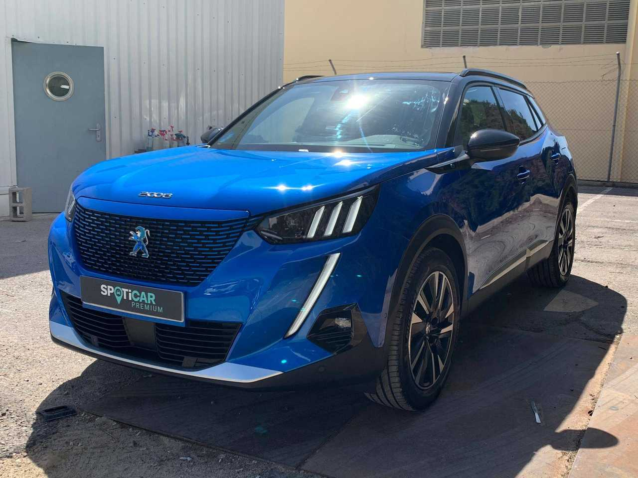 Peugeot 2008 ocasión segunda mano 2020 Eléctrico por 28.900€ en Valencia