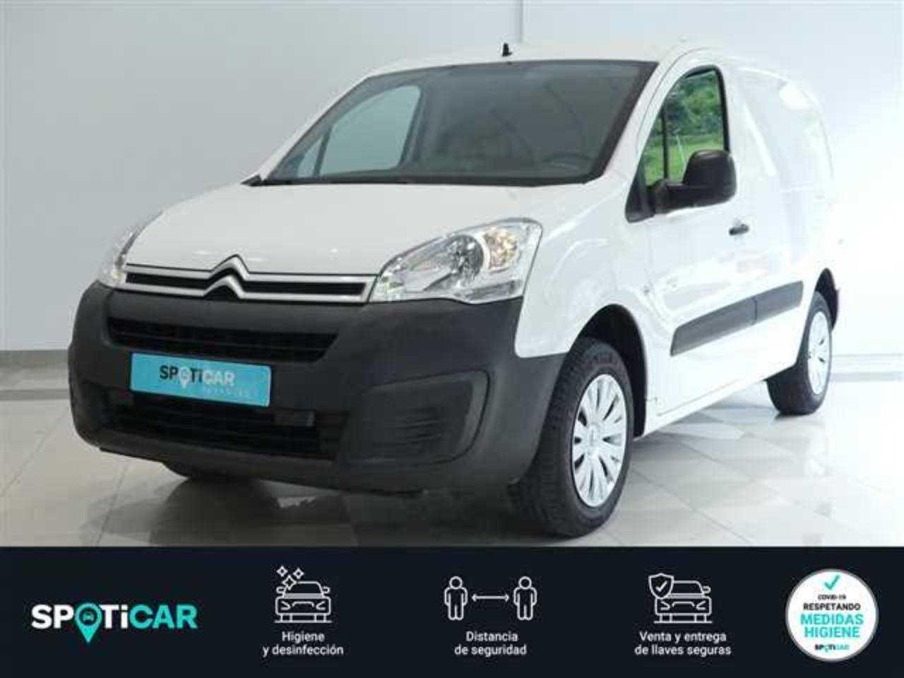 Citroën Berlingo ocasión segunda mano 2018 Eléctrico por 13.400€ en Valencia