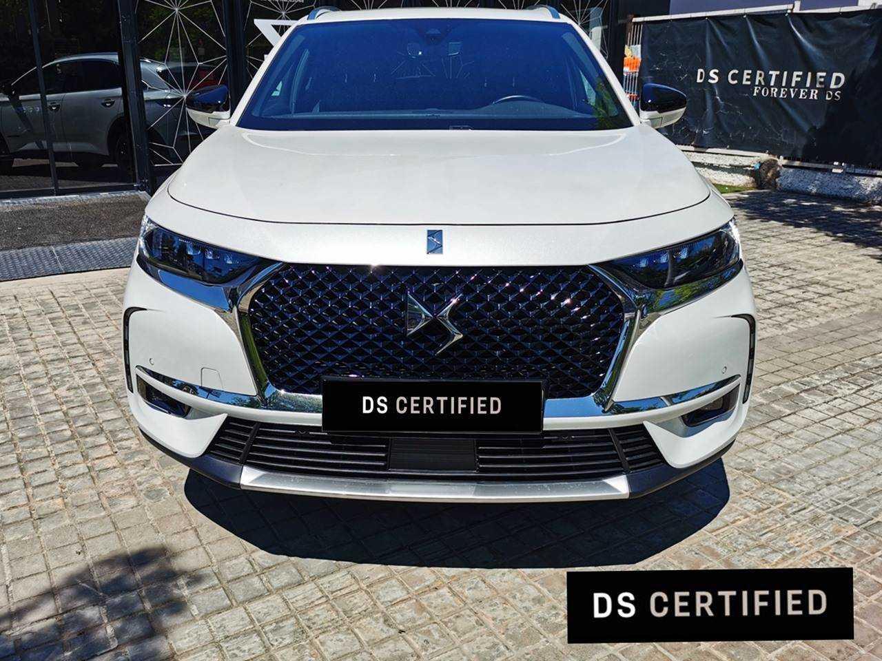 DS Automobiles DS 7 Crossback ocasión segunda mano 2019 Diésel por 33.900€ en Valencia
